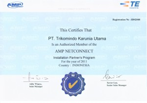 trikomindo AMP authorized partner